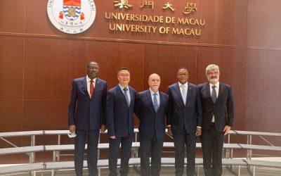 Covid-19: Universidade de Macau doa ventiladores a Angola e Moçambique